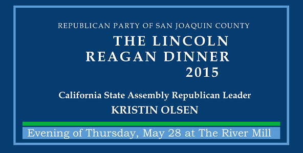 The Lincoln Reagan Dinner 2015